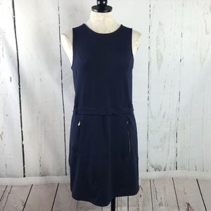 Cynthia Rowley Navy Sleeveless Dress